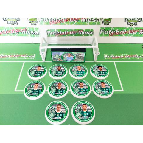 Palmeiras - 2016 - Campeão Brasileiro - 11 Jogadores