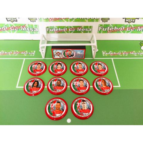 Portugal - 2016 - 23 Jogadores