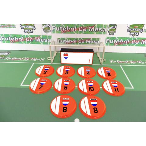 Seleção da Holanda - Brasão