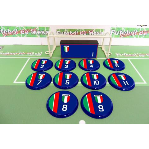 Seleção da Italia - Brasão