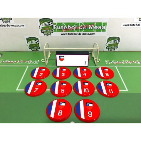 Seleção do Chile - Brasão