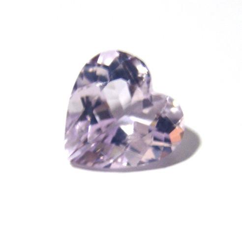 Ametista Lavender Moon Coração Facetado 16.50x16.50 mm