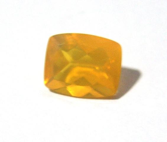 Opala de Fogo - Antique Facetada 12.60x9.60 mm