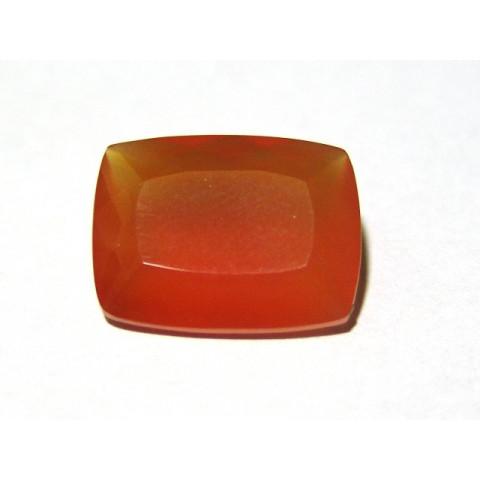 Cornalina - Antique Facetado 21x16mm