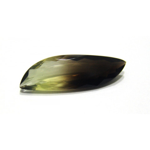 Green Gold Bicolor Formato Folha Facetado 36x11.60 mm