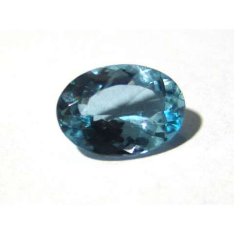 Topázio London Blue - Oval Facetado 16x11.65 mm