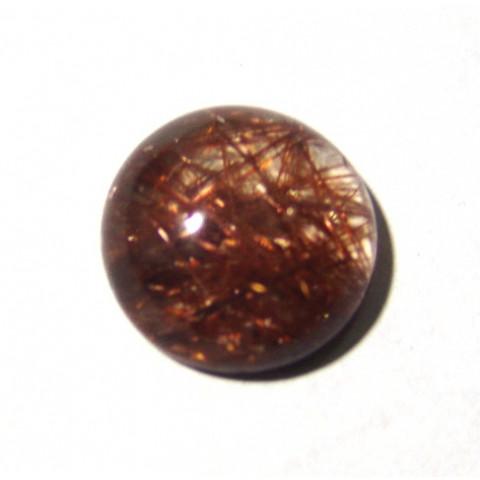 Rutilo - Redondo Cabochão 19.60 mm