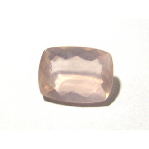 Quartzo Rosa Antique Facetada 20x15 mm