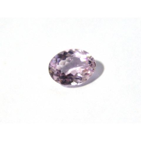 Kunzita - Oval Facetada 8x6 mm