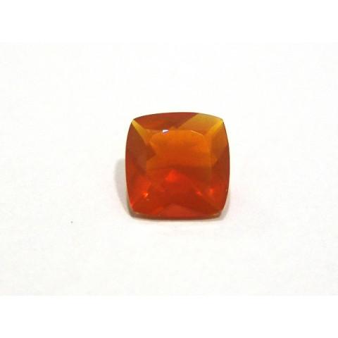 Opala de Fogo - Antique Facetada 9 mm