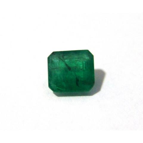 Esmeralda - Retangular Facetada 7.20x6.60 mm