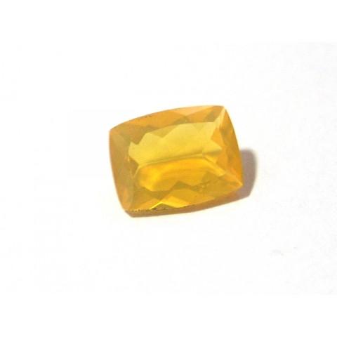 Opala de Fogo - Antique Facetada 11x9 mm