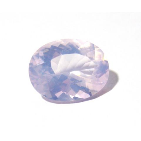 Ametista Lavender Moon Oval Facetado 22x17 mm