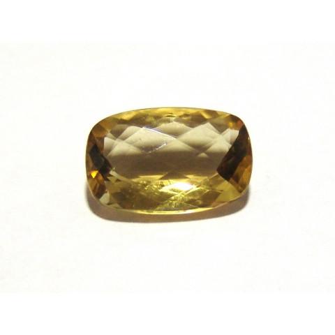 Green Gold Conhaque -  Antique briolet 19x12 mm