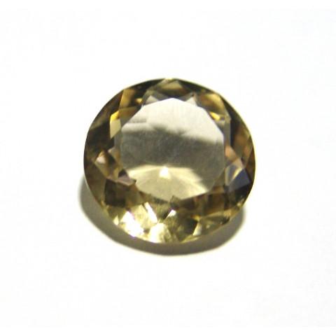 Citrino - Redonda Facetado 16 mm