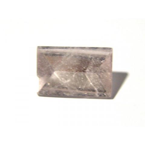 Morganita Rosa- Retangular Lapidação Espelho 20x13 mm