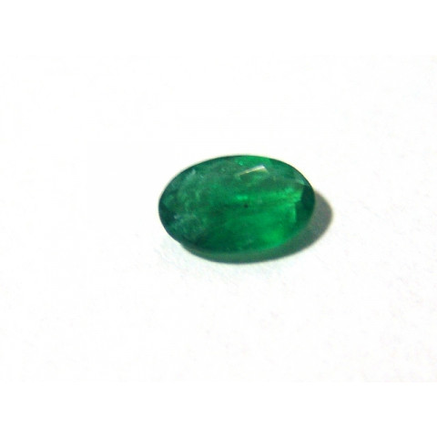 Esmeralda - Oval Facetada 8.50x6 mm