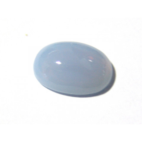 Calcedônia Cabochão  Oval 20.50x14 mm