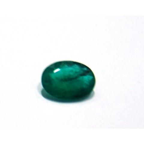 Esmeralda - Oval Facetada 11 x 8 mm