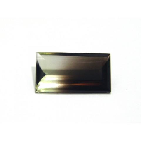 Green Gold Bicolor - Retangular Facetado 23X12.50 mm