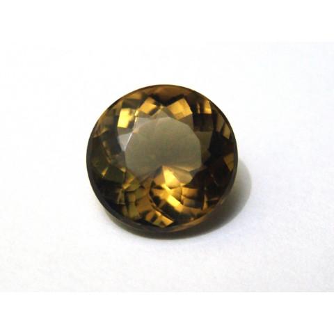 Green Gold - Redondo Facetado 19mm