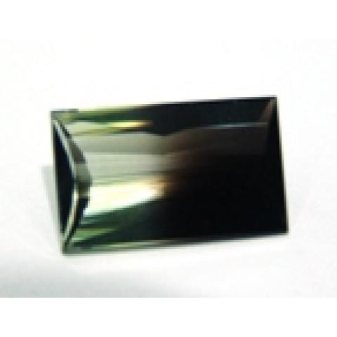 Green Gold  - Retangular Facetado 23.50x14 mm