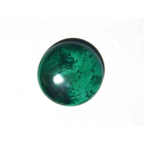 Malaquita - Redonda Cabochão 20mm