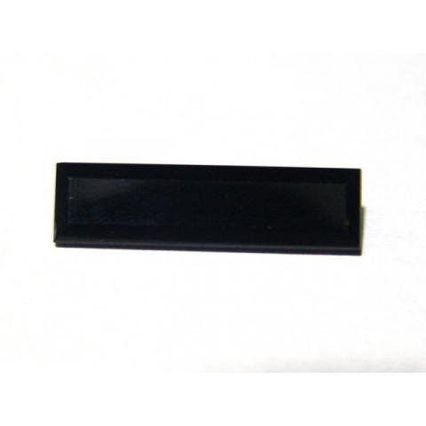 Turmalina - Baguete Facetado 24.7x6.6mm