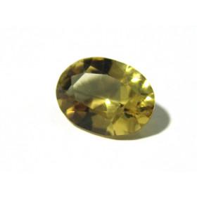 Green Gold Facetado Oval 18x13 mm