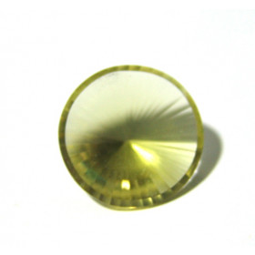 Green Gold - Redondo Facetado 22 mm