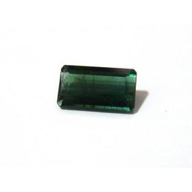 Turmalina Verde - Retangular Facetado 18x11 mm