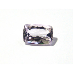 Ametista Rose de France - Antique Facetada 14x10 mm