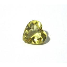 Berilo  Coração Facetada 10.60x11.40 mm