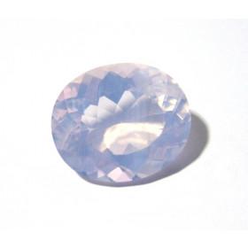 Ametista Lavender Moon Oval Facetado 25x21 mm