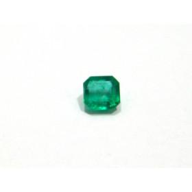 Esmeralda - Retangular Facetada 5.35x5x3 mm