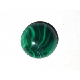 Malaquita - Redonda Cabochão 18.5mm