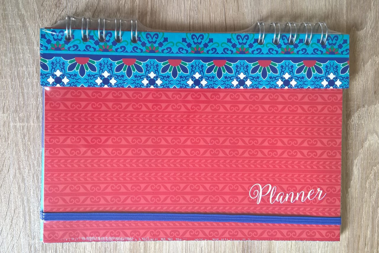 Planner Redoma Risque Imperial - 17 x 24cm