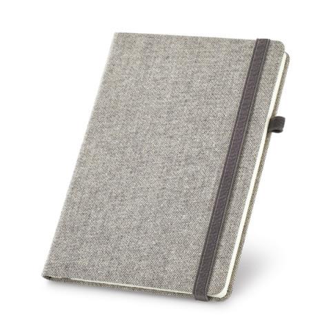 Caderno - Capa Dura de Algodão 14,8 x 21cm - unitário