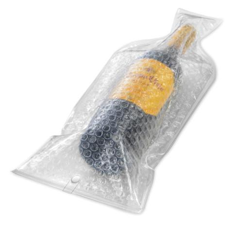 Embalagem de proteção para garrafas