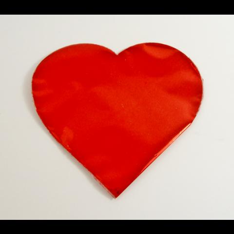 Saquinho Surpresa Coração P - Vermelho | 20 UNIDADES