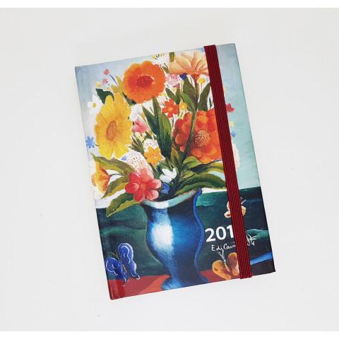 Agenda Teca Semanal mini – Artista DI CAVALCANTI Vaso