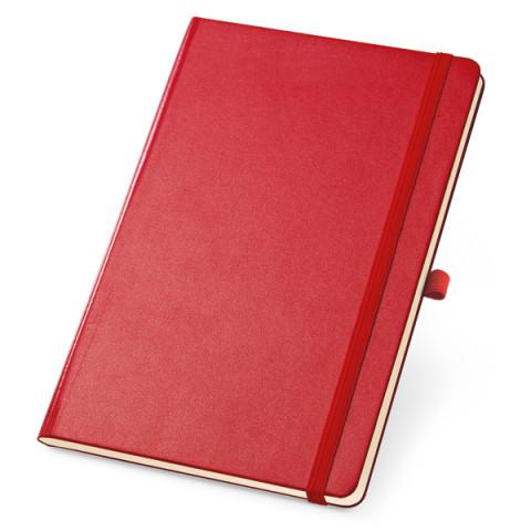 Caderno - Capa Dura com Bolso Interior 12 x 18cm - unitário