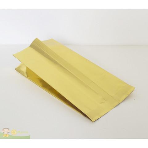 Embalagem Sanfonada | Dourado - 50 UNIDADES