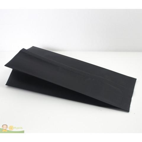 Embalagem Sanfonada  | Preto Fosco - 50 UNIDADES