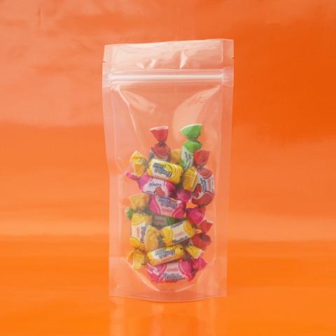 Saco Transparente com Zip Lock 10 x 19,5cm - 50 UNIDADES