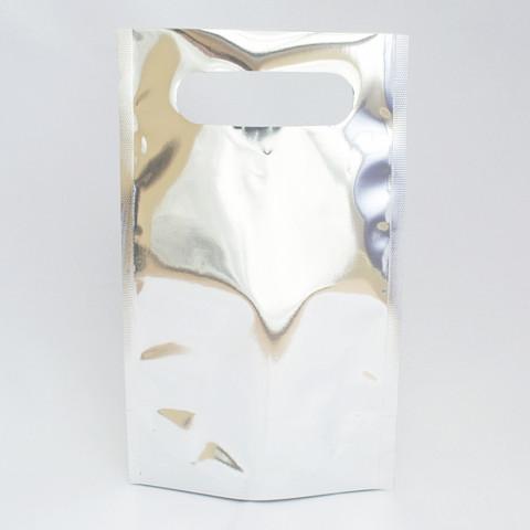 Sacolinha Surpresa Metalizada 12,5 x 19,5cm - 100 UNIDADES