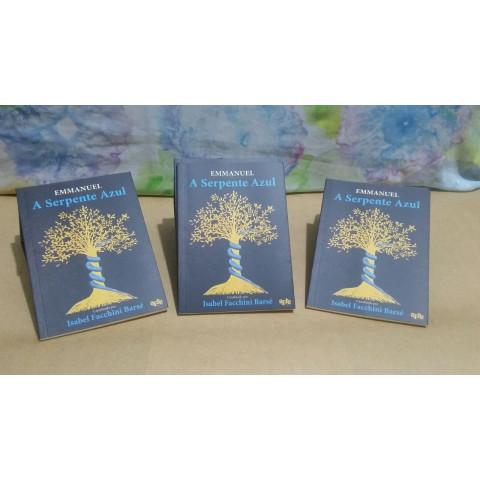 "Livro ""A Serpente Azul"""