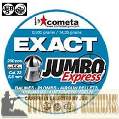 CHUMBINHO JSB EXACT JUMBO EXPRESS 5,52MM