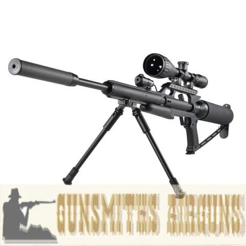 CARABINA PRESSAO RIFLE GUNPOWER SSS CAL. 5.5MM