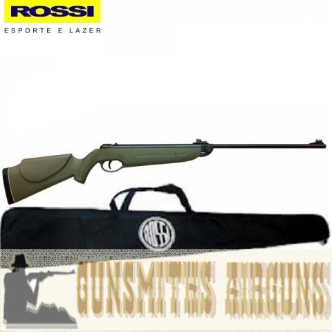 CARABINDA DE PRESSÃO ROSSI DIONE ARMY 4,5MM